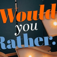 Would You Rather… (The Fashion Edition)